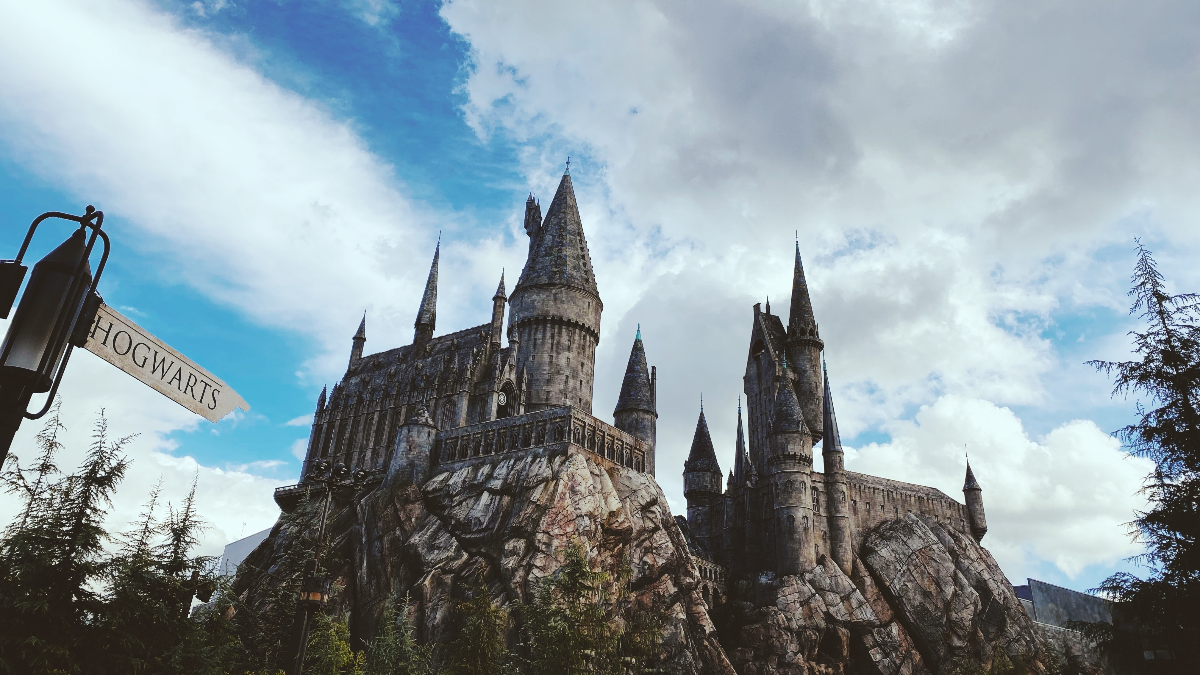 Harry Potter Hogwarts Zoom Background Transport Yourself To