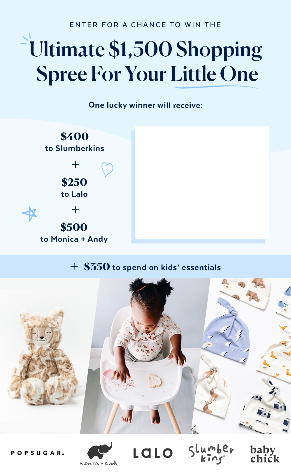 The Ultimate $1,500 Shopping Spree For Your Little One