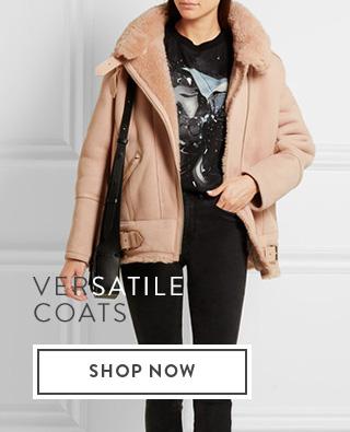 Shop coats.