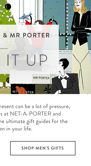 Shop gifts for men from MR PORTER