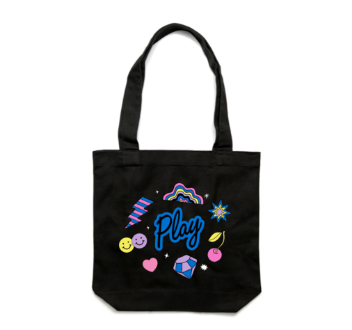 Play Tote by Georgia Perry