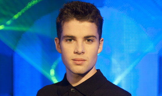 Joe McElderry Is The Winner of The X Factor 2009! Olly Murs