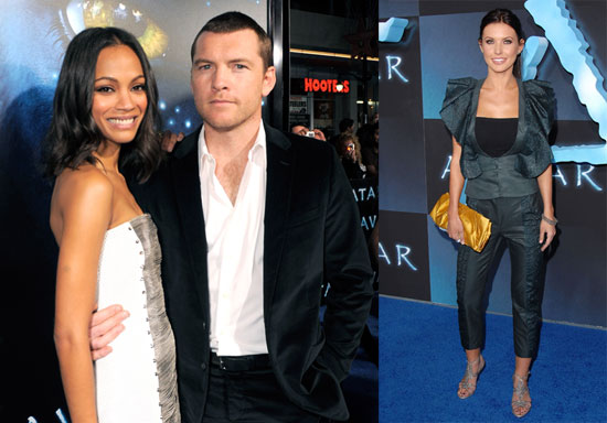 Photos Of The Avatar Premiere And Afterparty In La 2009 12 17 14 30 51 Popsugar Celebrity