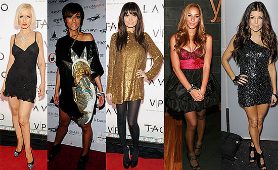 Share This Link - What Celebrities Wore On New Year's Eve 2010 2010-01-04 16:00:08