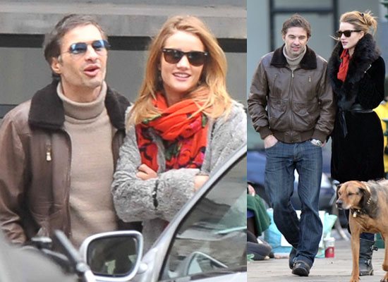 2f5315d3a9b Photos of Olivier Martinez and Rosie Huntington-Whiteley in Paris Over New  Year Who Are Now Boyfriend and Girlfriend