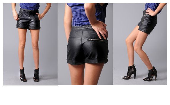 Cheap Leather Shorts
