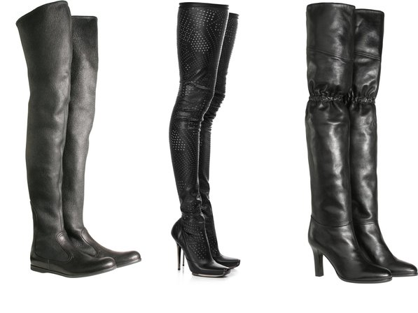 Shopping: Over the Knee Boots | POPSUGAR Fashion