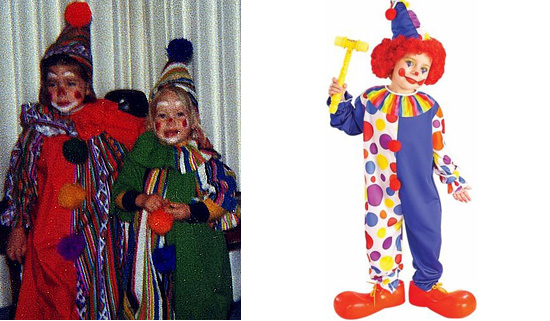sc 1 th 171 & Clown Costumes For Kids Homemade