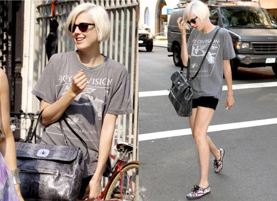 Agyness Deyn Style - Fashion Pictures of Agyness Deyn - Elle 64