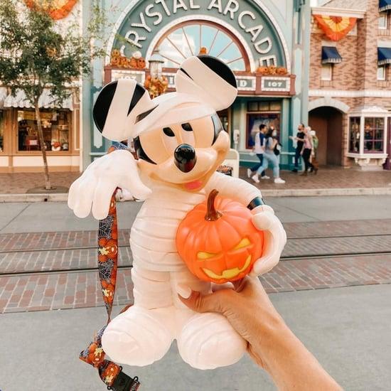 Check Out Disneyland's New 2021 Halloween Popcorn Bucket