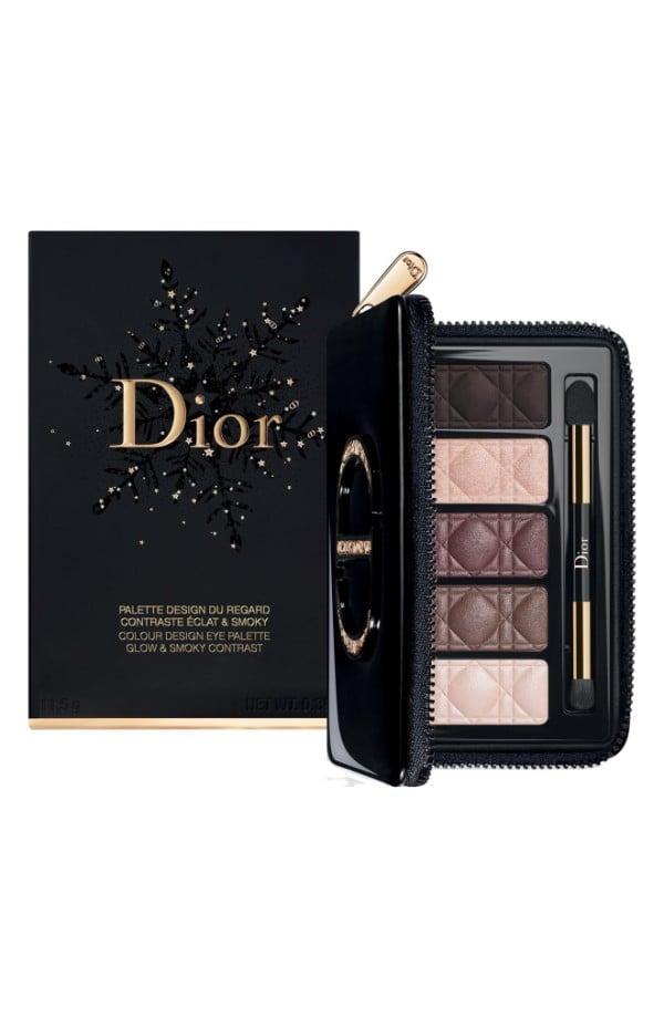 Dior Glow & Smoky Colour Design Eye Palette