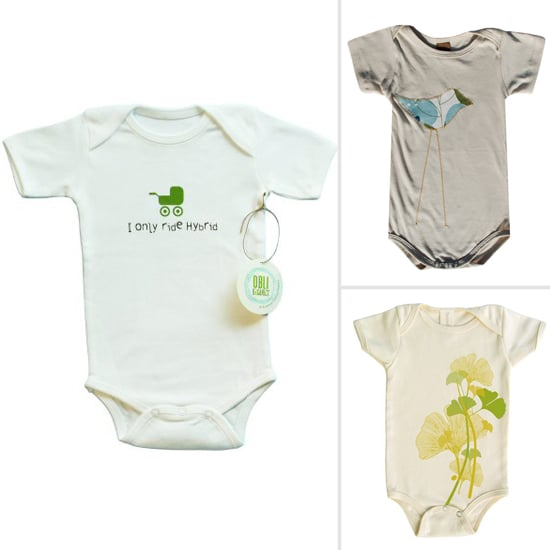 10 Eco-Friendly Onesies in Celebration of Earth Day