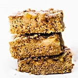 Flourless Banana Bread Bars