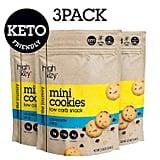 HighKey Snacks Keto Mini Chocolate Chip Cookies