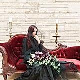 Gothic Styled Wedding