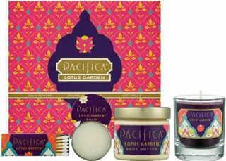 Pacifica Lotus Garden Travel Set Sweepstakes Rules
