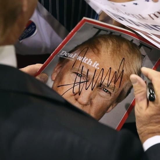 Donald Trump's Fake Time Magazine Cover