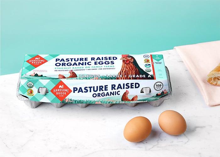 Egg McMuffin: Eat Handsome Brook Farm Organic, Pasture Raised Eggs Instead