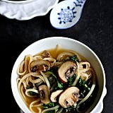 Easy Vegetarian Recipe: Rice Noodle Soup