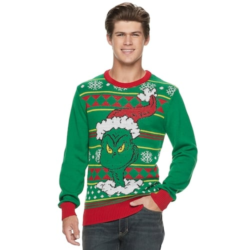 Best Kohls Ugly Christmas Sweaters Popsugar Family