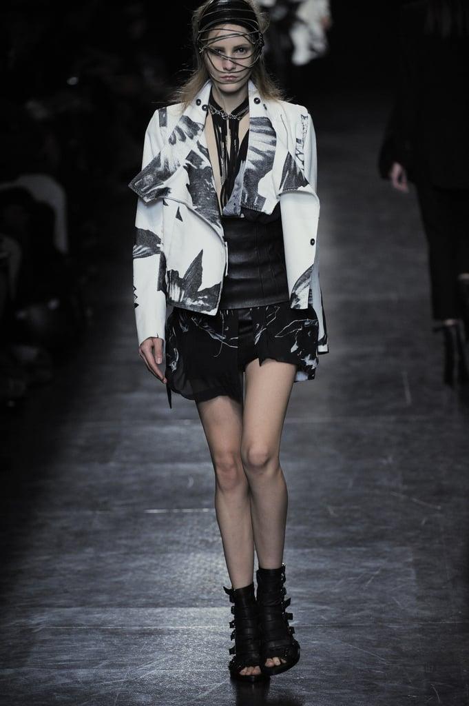 Paris Fashion Week: Ann Demeulemeester Spring 2010