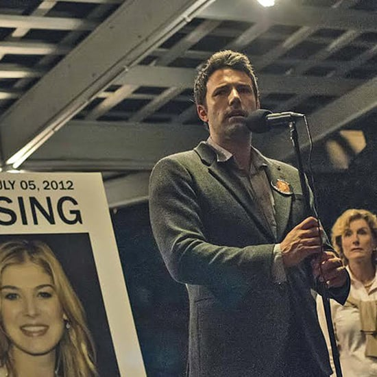First Footage of Gone Girl Movie Video