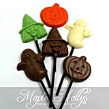 Maple Molly's Halloween Mixed Bag 10 Lollipops