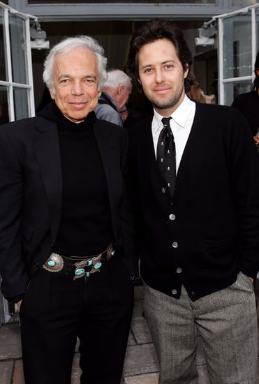 Ralph Lauren on Son David Lauren Taking Over as CEO