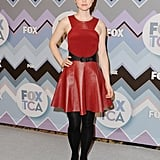 Valorie Curry attended the FOX All-Star Party.