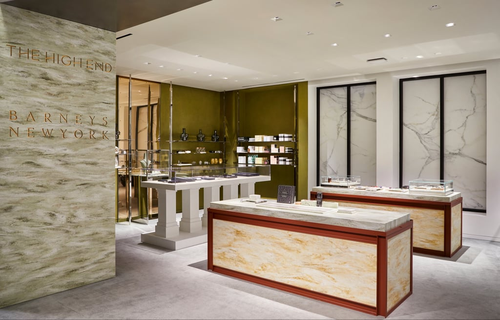 "Barneys New York's New Cannabis Lifestyle Shop Puts the ""High"" in High End"