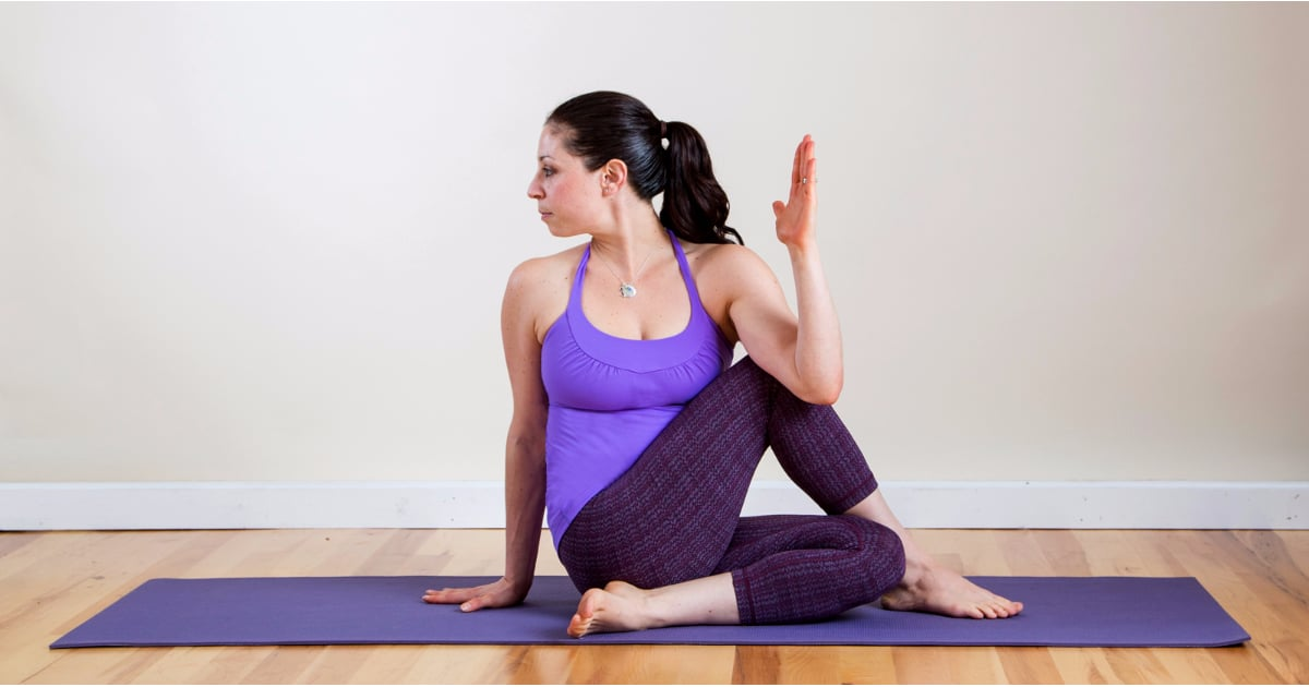 8 Yoga Postures That Will Give You an Instant Detox