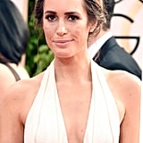 Louise Roe at the Golden Globes 2015