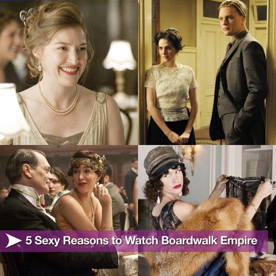 Reasons to Watch Boardwalk Empire