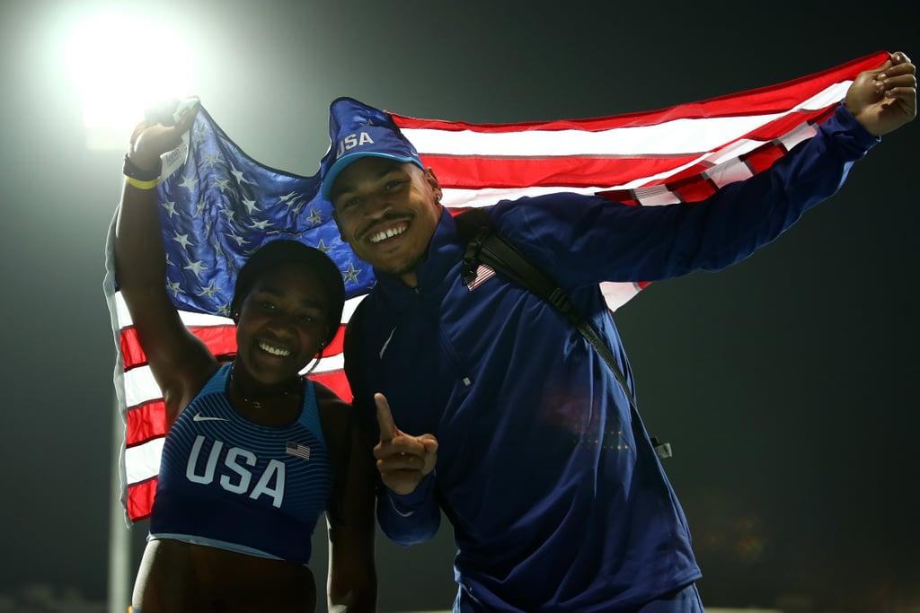 Deja Young Wins 200m: 2019 Para Athletics Worlds