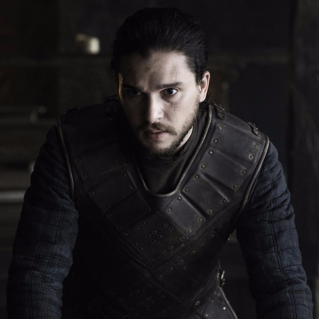 Jon Snow Wearing Ned Stark S Armor Popsugar Entertainment With all of their weapons how will he stop them. jon snow wearing ned stark s armor