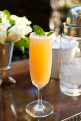 What Kind of Juice Do You Use When Making a Mimosa?