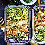 Spiralized Pad Thai Chicken