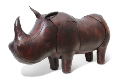 Love It or Hate It? Leather Rhinoceros