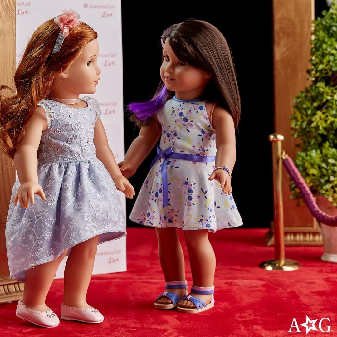 American Girl Dolls Are Coming to the Big Screen in a Live-Action Movie