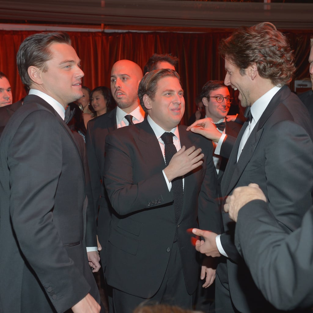Bradley Cooper and Jonah Hill became mutual friends through Leonardo DiCaprio and headed to Miami for a boys' trip together in February, a month after hanging out at the 2013 Golden Globes.