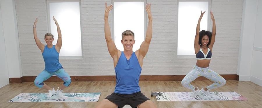 30-Minute Jake DuPree Leg Workout