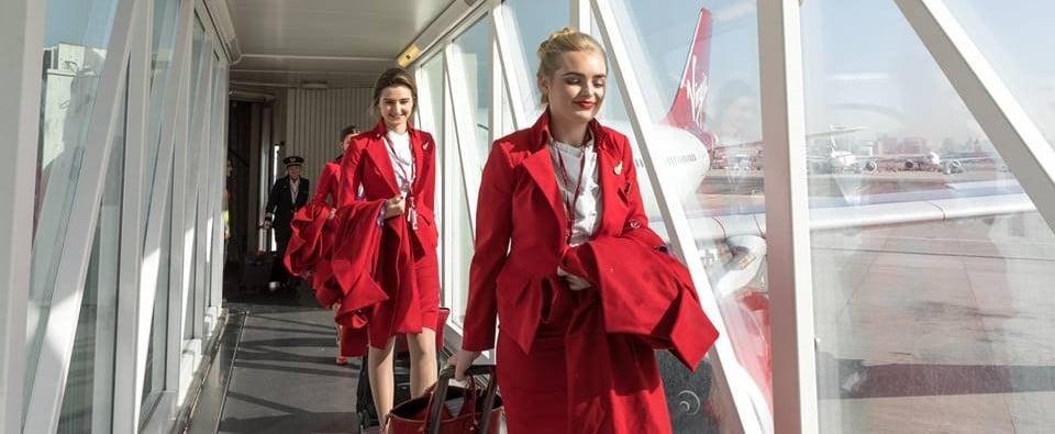 لهذا السبب ستوقف فيرجين أتلانتيك رحلاتها الجوية إلى دبي