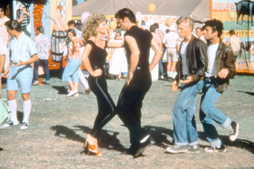 Sandy From Grease Fashion Lessons
