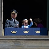 Princess Estelle of Sweden Is Only 3, but She Already Has So Much Personality