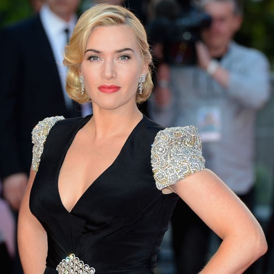 Kate Winslet Titanic 3D Premiere Video  Popsugar Celebrity-2593