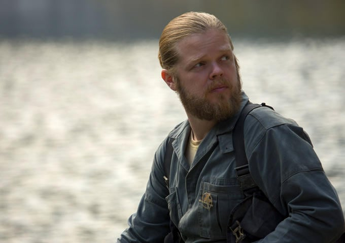 Elden Henson has joined the cast as Pollux.
