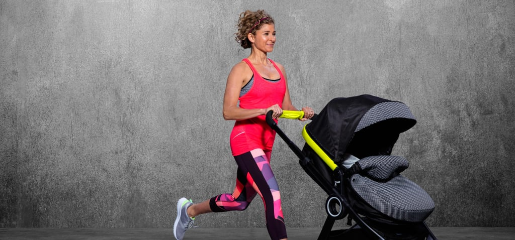 Creative Ways Active Moms Are Working Out