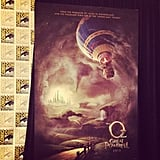 Michelle Williams and Mila Kunis talked about Oz: The Great and Powerful at a press conference.