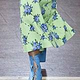 Emilia Wickstead Shoes on the Runway at London Fashion Week