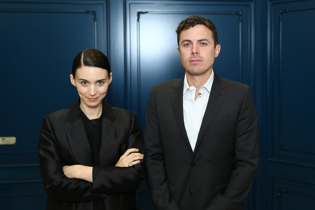 Rooney Mara and Casey Affleck stopped by the Variety Studio to talk up their project Ain't Them Bodies Saints.